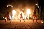 Файер Шоу на ваш праздник. яркое и завораживающее зрелище