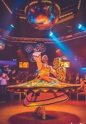 Египетское Шоу Танура на свадьбу день рождения корпоратив юбилей