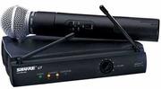 Головные вокальные радиомикрофоны напрокат в аренду